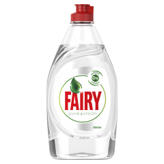 Detergent de vase Fairy Pure & Clean, 450 ml
