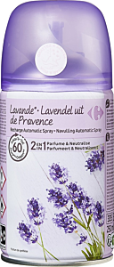 Rezerva odorizant parfum lavanda Carrefour 250ml