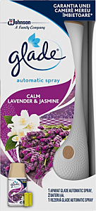Aparat Automatic Spray Lavender&Jasmine Glade 269ml