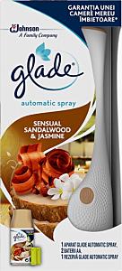 Aparat odorizant Automatic Spray Bali Sandalwood&Jasmine Glade 269ml
