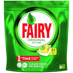 Detergent automat pentru vase Fairy 84buc