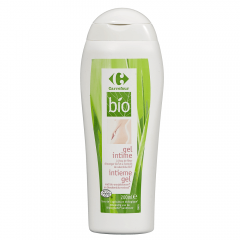 Gel intim Carrefour Bio, 200ml