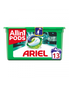 Detergent capsule Ariel All in One PODS Untoppables 13 spalari