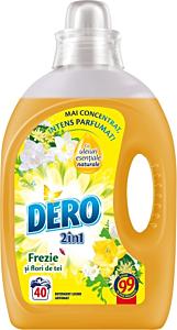 Detergent automat lichid Dero 2in1 Frezie, 40 spalari, 2l