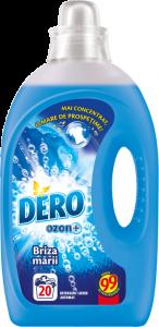 Detergent automat lichid Dero Ozon+ Briza Marii, 20spalari, 1l