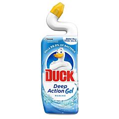 Pachet detergent gel pentru vas toaleta Duck Marin, 2 x 750 ml