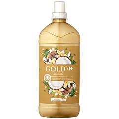 Balsam de rufe Gold vanilie si cocos Carrefour 1.2l