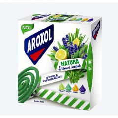Spirale anti tantari Aroxol Natura 10buc