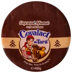 Cascaval afumat Covalact de Tara 400g