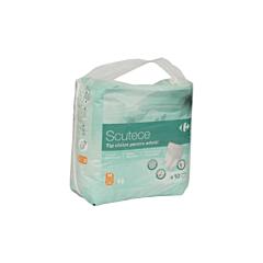 Scutece tip chilot pentru adulti -M ( medium 80-130 cm ) Carrefour 10bucati