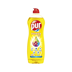 Detergent de vase cu lamaie Pur 750ml