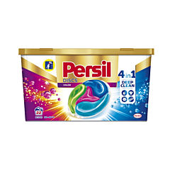 Detergent automat capsule Persil Discs Color 22spalari 22buc