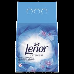 Detergent automat pudra Lenor Spring Awakening 2 kg, 20 spalari
