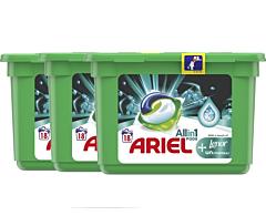 Detergent automat capsule Ariel PODS Plus Unstoppables 54spalari 54buc