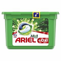Detergent automat capsule Ariel PODS Plus Oxi Efect 13spalari 13buc
