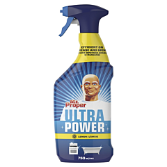 Detergent spray universal Mr. Proper Lemon 750 ml
