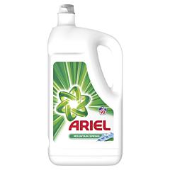 Detergent lichid Ariel Mountain Spring  4,95 L, 90 spalari
