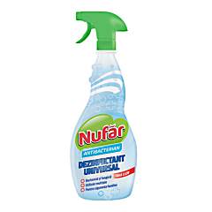 Dezinfectant universal antibacterian Nufar 750ml