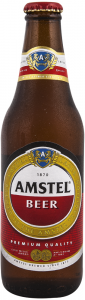Bere blonda Amstel 0.33L