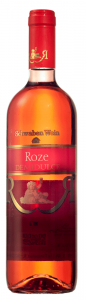 Vin rose demidulce Recas Schwaben Wein 0.75L