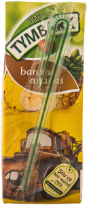 Suc banana ananas Tymbark 200 ml