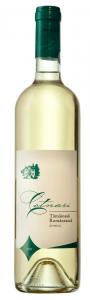 Vin alb demisec Cotnari Tamaioasa Romaneasca 0.75L