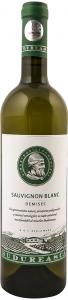 Vin alb demisec Budureasca Sauvignon Blanc 0.75 L