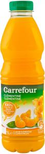 Juice clementine Carrefour 1L
