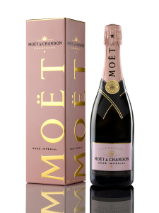 Sampanie Moet&Chandon Rose Imperial Brut 0.75L