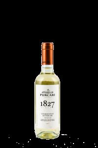 Vin Chardonnay alb sec Purcari 0.375L