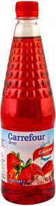 Sirop de capsuni Carrefour 700ml