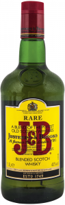 Whiskey Rare J&B 1.5l