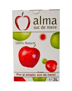 Suc de mere Alma 3L