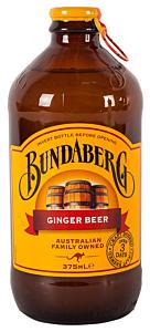 Bere fara alcool aromatizata cu ghimbir Bundaberg 0.375L