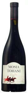Vin rosu demisec Mosia de la Tohani Pinot Noir 0.75L