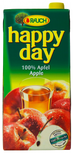 Nectar de mere Rauch Happy Day 2L