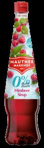 Sirop din zmeura cu indulcitori Mautner Markhof 700ml