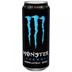 Bautura energizanta zero zahar doza Monster Blue 0.5l
