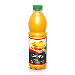 Cappy Pulpy Multifruct 1.5L PET