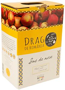 Suc de mere Drag de Romania 3L