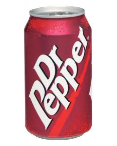 Bautura racoritoare carbogazoasa Dr.Pepper 0.33L