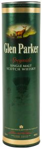 Whisky Speyside Single Malt Glen Parker 700ml