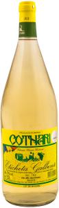 Vin alb demisec Cotnari 1,5 l