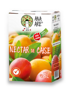 Nectar de caise 100% natural Ana Are 3L
