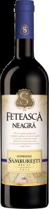 Vin rosu sec Domeniile Samburesti Feteasca Neagra 0.75L