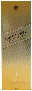 Whisky Gold Label Reserve Johnnie Walker 700ml