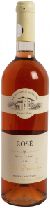 Vin rose Domeniile Tohani 0.75L