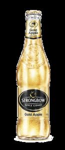 Cidru de mere Strongbow Gold Apple 0.33L