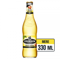 Cidru de mere Strongbow Gold Apple 0.33L