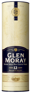Single Malt Scotch Whisky Glen Moray 12 YO 40% 0.7L